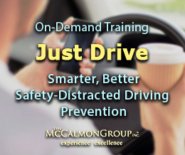 Smarter, Better Safety - Distracted Driving Prevention