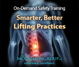 Smarter, Better Lifting Practices