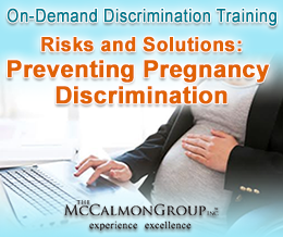 Risks and Solutions: Preventing Pregnancy Discrimination
