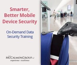 Smarter, Better Mobile Device Security